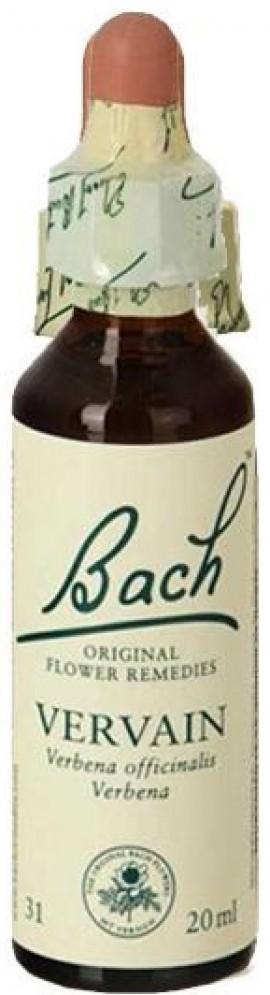 POWER HEALTH Bach Vervain Ανθοΐαμα για την Αντιμετώπιση των Συναισθηματικών Απαιτήσεων της Καθημερινότητας, 20ml