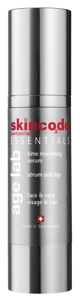 SKINCODE Age-LabTime Rewinding Serum ,  Αντιρυτιδικός ορός 30ml