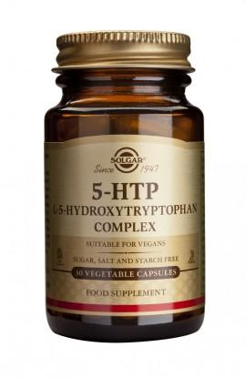 SOLGAR 5 HTP HYDROXYTRYPTOPHAN 30CAP