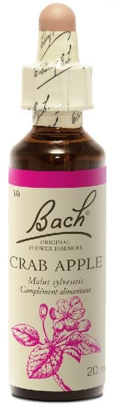 POWER HEALTH Bach Crab Apple Ανθοΐαμα για την Αντιμετώπιση των Συναισθηματικών Απαιτήσεων της Καθημερινότητας, 20ml