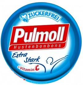 PULMOLL Extra Strong Καραμέλες Χωρίς Ζάχαρη, 45gr