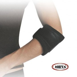 JOHNS Tennis Elbow Black Line Δέστρα επικονδυλίτιδας αγκώνα One Size (1 τεμάχιο) code 120172