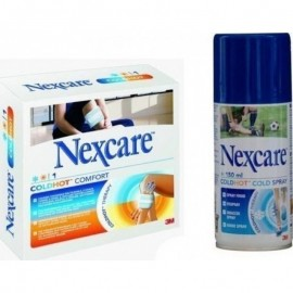 Nexcare Παγοκύστη/Θερμοφόρα Comfort 11X26cm & Δώρο Nexcare Cold Spray 150ml