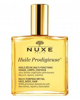 NUXE Huile Prodigieuse, Ξηρό λάδι για πρόσωπο, σώμα και μαλλιά, 100ml