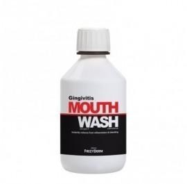 FREZYDERM Gingivitis Mouthwash, Στοματικό Διάλυμα για την Αντιμετώπιση της Ουλίτιδας, 250ml