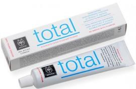 APIVITA Οδοντόκρεμα Total με Δυόσμο & Πρόπολη, 75ml