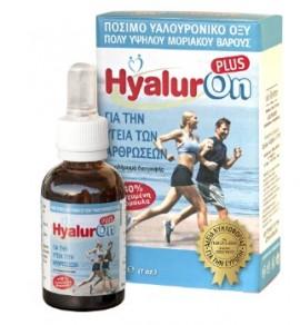 Abc Kinitron HyalurOn Plus 40%, Υψηλού Μοριακού Βάρους Υαλουρονικό Οξύ, 30ml