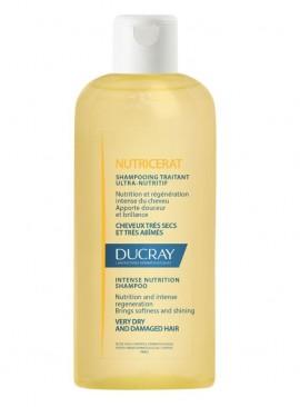 DUCRAY, Nutricerat Shampoo ultra-nutritiff,  Σαμπουάν θρέψης  για Ξηρά Μαλλιά,  400ml