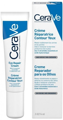 CERAVE Eye Repair Cream Κρέμα Ματιών για Επανόρθωση, 14ml