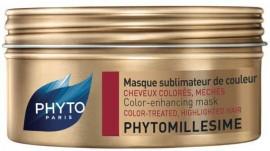 PHYTO Phytomillesime Color-Enhancing Mask Μάσκα Μαλλιών Ανάδειξης Χρώματος για βαμμένα μαλλιά, 200ml
