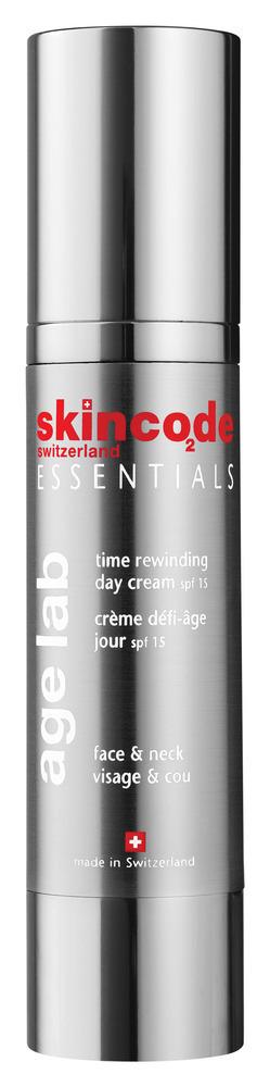 SKINCODE Age-Lab Time  Rewinding  Day Cream , Αντιρυτιδική κρέμα ημέρας  50ml