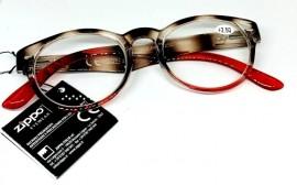 Zippo Γυαλιά Πρεσβυωπίας σε χρώμα Κόκκινο Καφέ code: 31Z-PR41 (1 τεμάχιο