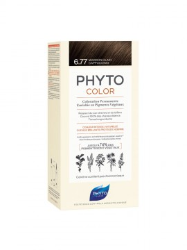 PHYTO Phytocolor 6.77 Μαρόν Ανοιχτό