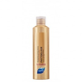 PHYTO Phytoelixir Shampooing Nutrition Intense, Σαμπουάν Εντατικής Θρέψης για Πολύ Ξηρά Μαλλιά, Χωρίς Θειϊκά Άλατα, δημιουργεί Απαλό Αφρό & απελευθερώνει Πραγματικό Θρεπτικό Ελιξίριο στην Καρδιά της Τρίχας για να επαναφέρει τη Ζωντάνια των Μαλλιών χωρίς ν
