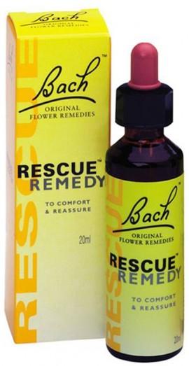 POWER HEALTH Bach Rescue Remedy Ανθοΐαμα για την Αντιμετώπιση των Συναισθηματικών Απαιτήσεων της Καθημερινότητας, 20ml