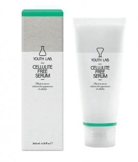 YOUTH LAB Cellulite Free Serum Δραστικός ορός για αδυνάτισμα και καταπολέμηση της κυτταρίτιδας με ευχάριστο άρωμα, 200ml