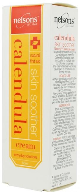 POWER HEALTH Calendula Cream Κρέμα Βάλσαμο για το Ξηρό Δέρμα, 50gr