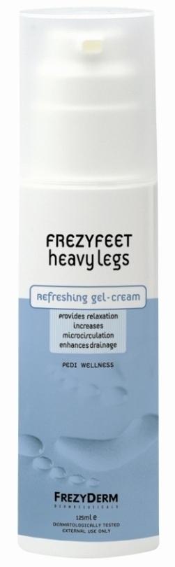 FREZYDERM FREZYFEET Heavy Legs, Κρέμα για κουρασμένα πόδια, 125ml