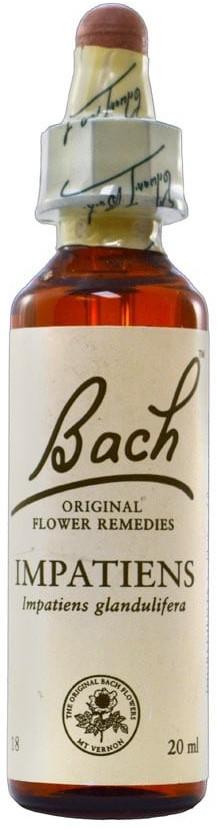 POWER HEALTH Bach Impatiens Ανθοΐαμα για την Αντιμετώπιση των Συναισθηματικών Απαιτήσεων της Καθημερινότητας, 20ml