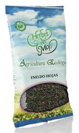 Herbes Del Moli Άνηθος (φύλλα) 30gr βιολογικό βότανο που βοηθάει στην την πέψη και τους κολικούς του εντέρου