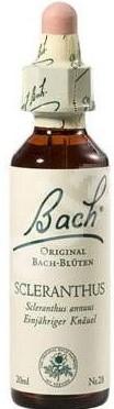 POWER HEALTH Bach Scleranthus Ανθοΐαμα για την Αντιμετώπιση των Συναισθηματικών Απαιτήσεων της Καθημερινότητας, 20ml