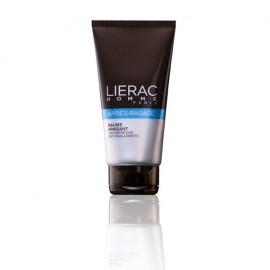 LIERAC Homme Baume Apaisant Apres Rasage Ενυδατικό Αftershave Κατά των Ερεθισμών, 75 ml