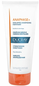 DUCRAY, Anaphase+ Soin Apres Shampoo, Δυναμωτική Κρέμα Mαλλιών Μετά το λούσιμο Kατά της Tριχόπτωσης, 200ml