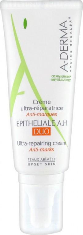 A-DERMA, Epitheliale Creme AH Duo, Κρέμα Πολλαπλής Επανόρθωσης  Δέρματος, 100ml