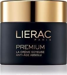 LIERAC Premium Creme Soyeuse Anti-Age Absolu, Αντιγηραντική Κρέμα, 50ml