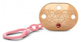 SUAVINEX Premium Haute Couture κλίπ Πιπίλας Χρώμα PINK code 10 304245