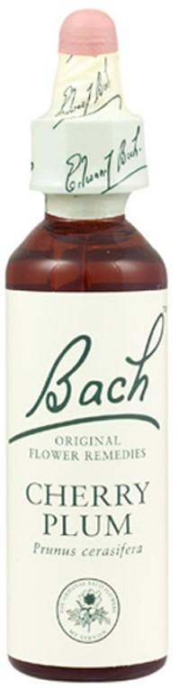 POWER HEALTH Bach Cherry Plum Ανθοΐαμα για την Αντιμετώπιση των Συναισθηματικών Απαιτήσεων της Καθημερινότητας, 20ml
