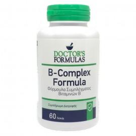 Doctors Formula B-COMPLEX FORMULA, 60 Δισκία