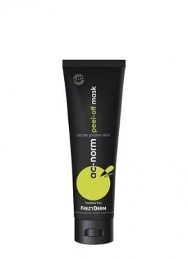 FREZYDERM Ac-Norm Peel-Off Mask, Μάσκα καθαρισμού για το λιπαρό και με τάση ακμής δέρμα, 50ml
