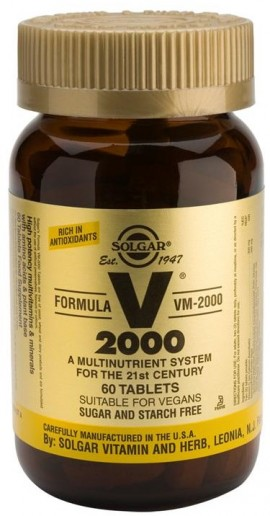 SOLGAR Formula VM 2000, 60Tabs