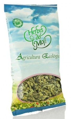Herbes Del Moli Γλυκόριζα (ρίζα) 90gr βιολογικό βότανο κατάλληλο για βήχα, κρυολόγημα