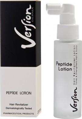 VERSION PEPTIDE LOTION  Hair Revitalizer μέθοδος φροντίδας των μαλλιών 50ml