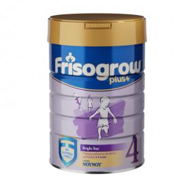 FRISOGROW plus+ Ρόφημα γάλακτος σε σκόνη για νήπια Ρόφημα γάλακτος σε σκόνη για παιδιά 3 - 5 ετών 400GR