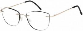 Omnia Vision Γυαλιά Πρεσβυωπίας χωρίς πλαίσιο σκελετου code: RG-271 black ( 1 τμχ)