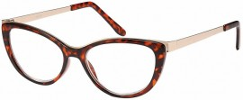 Omnia Vision Γυαλιά Πρεσβυωπίας code: RG-257 leopar ( 1 τμχ)