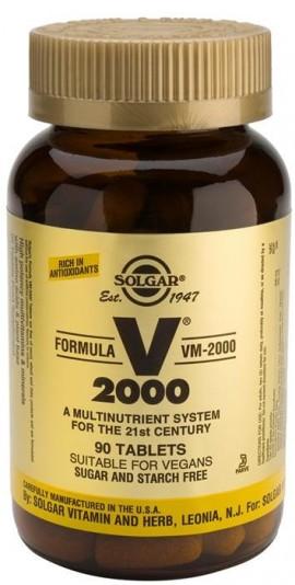 SOLGAR Formula VM 2000, 90Tabs