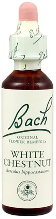 POWER HEALTH Bach White Chestnut Ανθοΐαμα για την Αντιμετώπιση των Συναισθηματικών Απαιτήσεων της Καθημερινότητας, 20ml