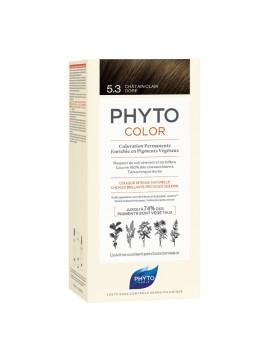 PHYTO Phytocolor 5.3 Καστανό Ανοιχτό Χρυσό