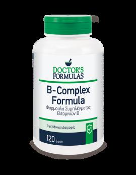 Doctors Formula B-COMPLEX FORMULA 120 δισκία