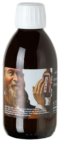 KORRES Σιρόπι για το Λαιμό με Μέλι, Μάραθο, Γλυκάνισο & Θυμάρι, 200ml
