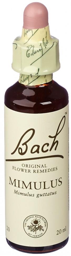 POWER HEALTH Bach Mimulus Ανθοΐαμα για την Αντιμετώπιση των Συναισθηματικών Απαιτήσεων της Καθημερινότητας, 20ml