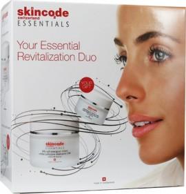 Skincode Essentials Kit 24h Cell Energizer Cream, Κρέμα Ενυδάτωσης, 50ml & Δώρο Revitalizing Eye Contour Cream, Κρέμα Ματιών, 15ml
