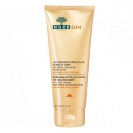 NUXE Refreshing After Sun Lotion, Αναζωογονητική Λοσιόν Για Μετά Τον Ήλιο, 200ml