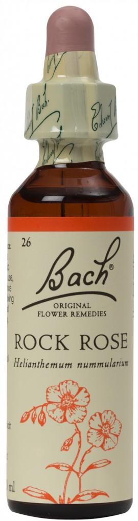 POWER HEALTH Bach Rock Rose Ανθοΐαμα για την Αντιμετώπιση των Συναισθηματικών Απαιτήσεων της Καθημερινότητας, 20ml