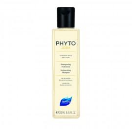PHYTO PhytoJoba Moisturizing Shampoo for Dry Hair, Ενυδατικό Σαμπουάν Λάμψης για Ξηρά Μαλλιά, 250ml