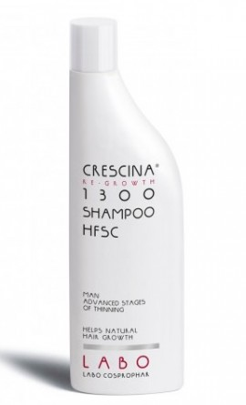 Crescina RE-GROWTH HFSC Shampoo 1300 Men ( 150ml ), Εξειδικευμένο σαμπουάν τριχόπτωσης και ανάπτυξης μαλλιών για άνδρες